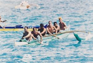 2000 Queen Lili'uokalani Canoe Race