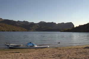IMG 1926 300x200 SUP on Saguaro Lake   Arizona
